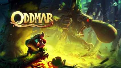 The Adorable Mobile Platformer Oddmar Is Making It To The Nintendo Switch, New Friends And Magic Await In This Viking Adventure