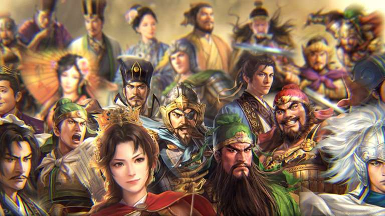 Romance of the Three Kingdoms XIV Original Scenario Contest Announced