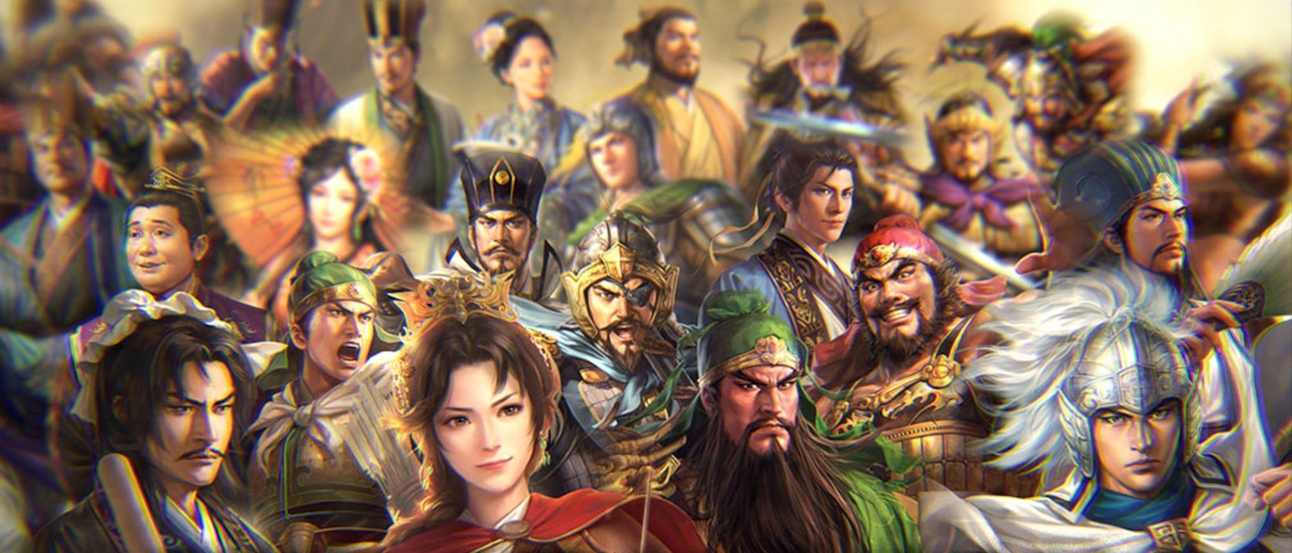 Romance of the Three Kingdoms XIV Original Scenario Contest Announced