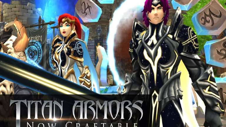 Craftable Items From Breaking Benjamin Battle Concert Now Available For Players To Create In AdventureQuest 3D
