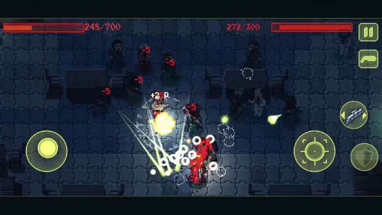 Ailment Is Coming to Xbox One With New Pixel Art Filled Space Shooting Action, Android Title Finally Come To A Console Audience