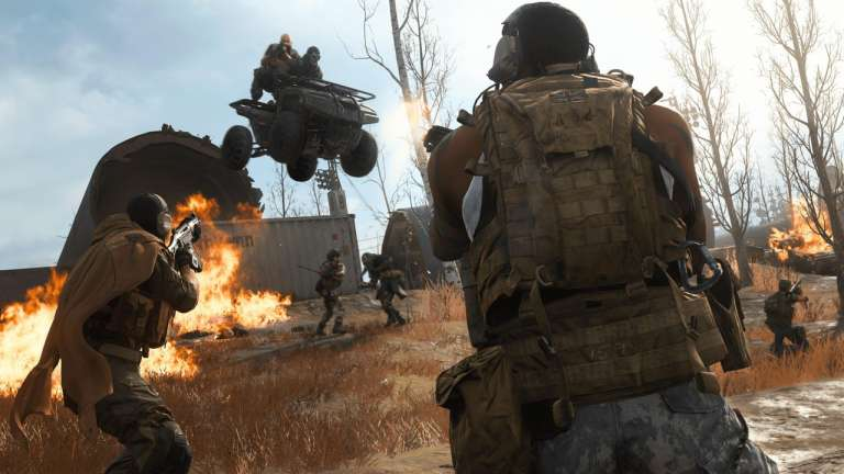 Call Of Duty: Warzone Battle Royale Reportedly Releasing In March, Will Be Free To Play