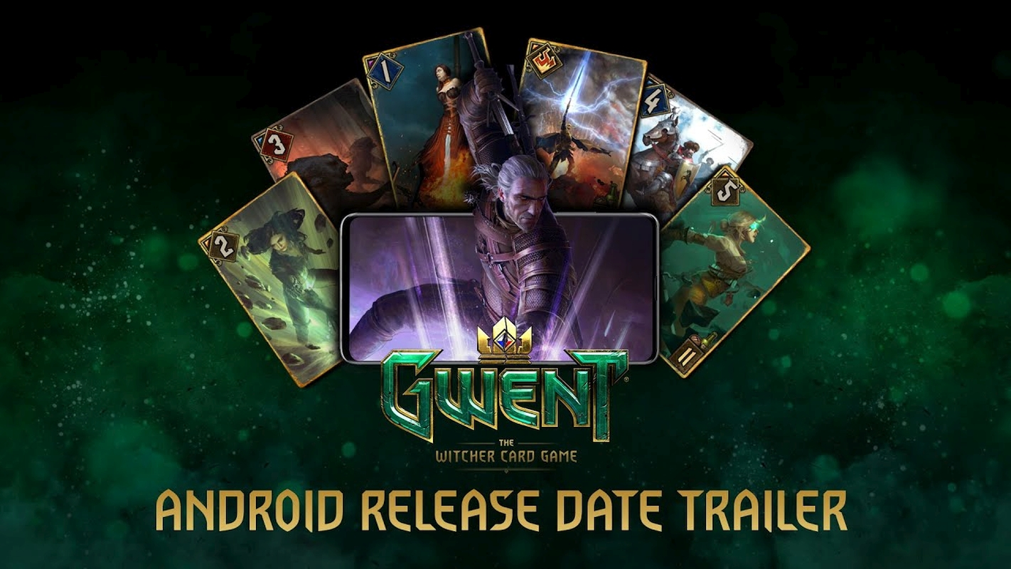 GWENT: The Witcher Card Game Android Pre-Registration Now Available