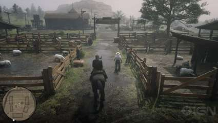 Red Dead Redemption 2 Is Receiving Mods That Allow Players To Ride On Giant Animals