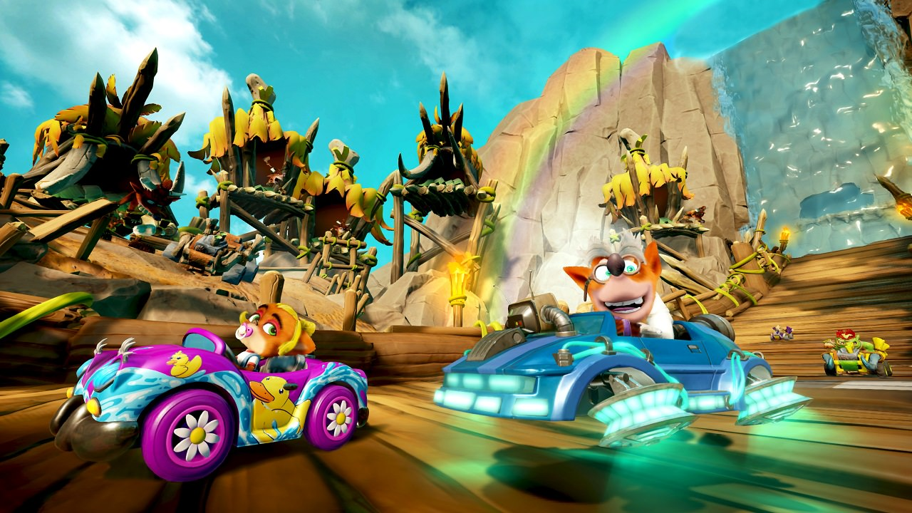 Activision Announces The Final Grand Prix For Crash Team Racing Nitro-Fueled