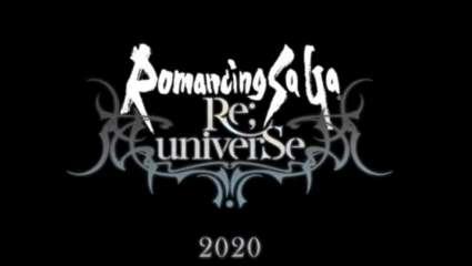 Square Enix's Romancing SaGa Re;universe Now Available For Pre-Registration