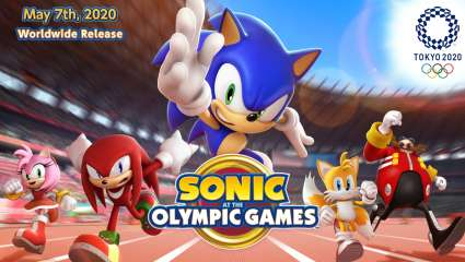 Sega Announces Official Release Date Of Sonic at the Olympic Games - Tokyo 2020