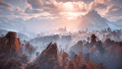 Horizon Zero Dawn Announced To Not Have FOV Sliders On The PC Port, Nausea Awaits