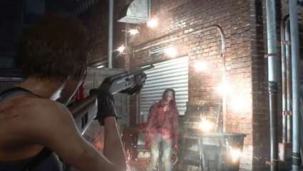 A Resident Evil 3 Remake Gameplay Stream Is Happening Today, Hosted By Capcom