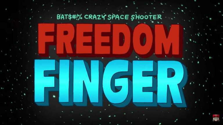Freedom Finger Has Brought Its Music Driven Side Scrolling Shooter To Xbox One And PlayStation 4, A New Punchy Adventure For Console Fans