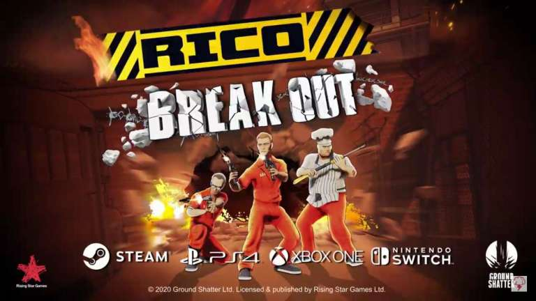 RICO: Breakout Is Headed To Xbox One, PlayStation 4, Nintendo Switch, And PC With Tons Of Break Out Action And Mayhem