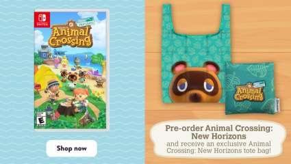 Walmart Announces Preorder Bonus Plus Free Wallpapers For Animal Crossing: New Horizons