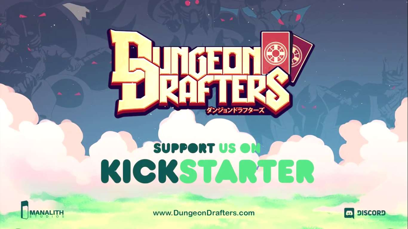 A Unique Card-Based RPG Titled Dungeon Drafters Is Looking For Funding On Kickstarter, A Strange Rogue-lite Deck-Builder In A Whole New World Of Adventure