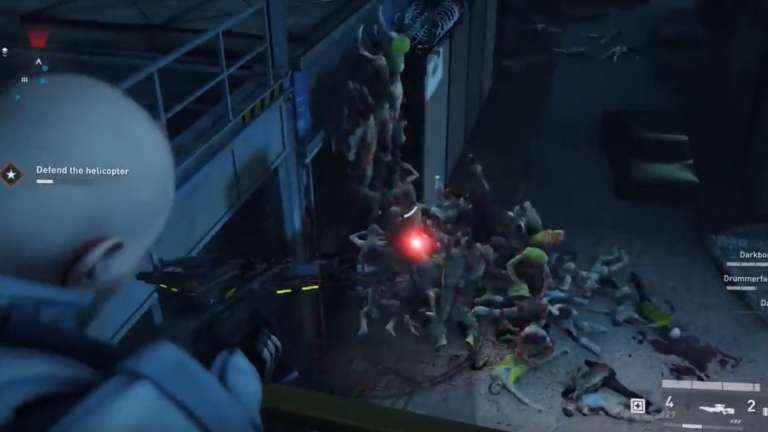 The Zombie Co-Op Shooter World War Z Is Now Free Through The Epic Games Store