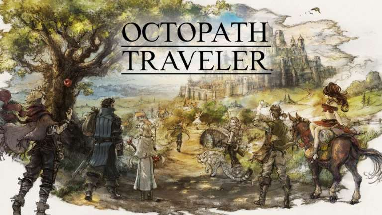 Nintendo Of Europe Announces Octopath Traveler Has Sold Two Million Copies