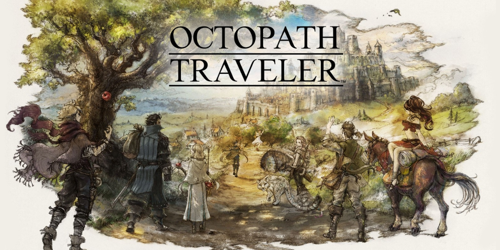 Nintendo Of Europe Announces Octopath Traveler Has Sold Two Million Copies