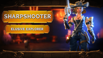 Torchlight 3 Reveals The Sharpshooter Class That Allows Social Distancing In Your Engagements