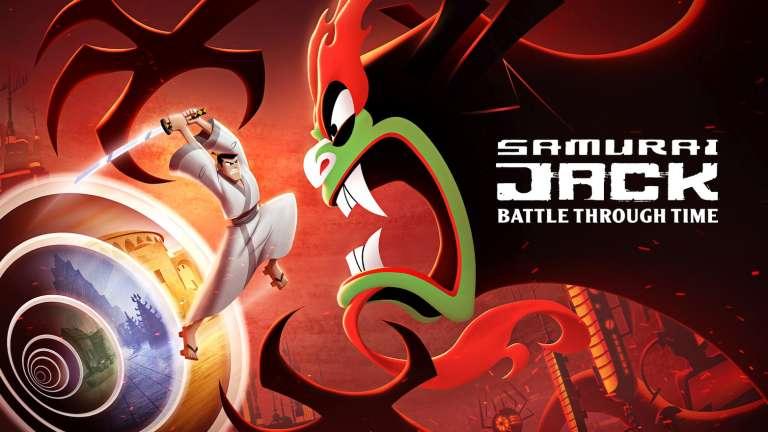 Adult Swim Games and Soleil Games Announce Samurai Jack: Battle Through Time