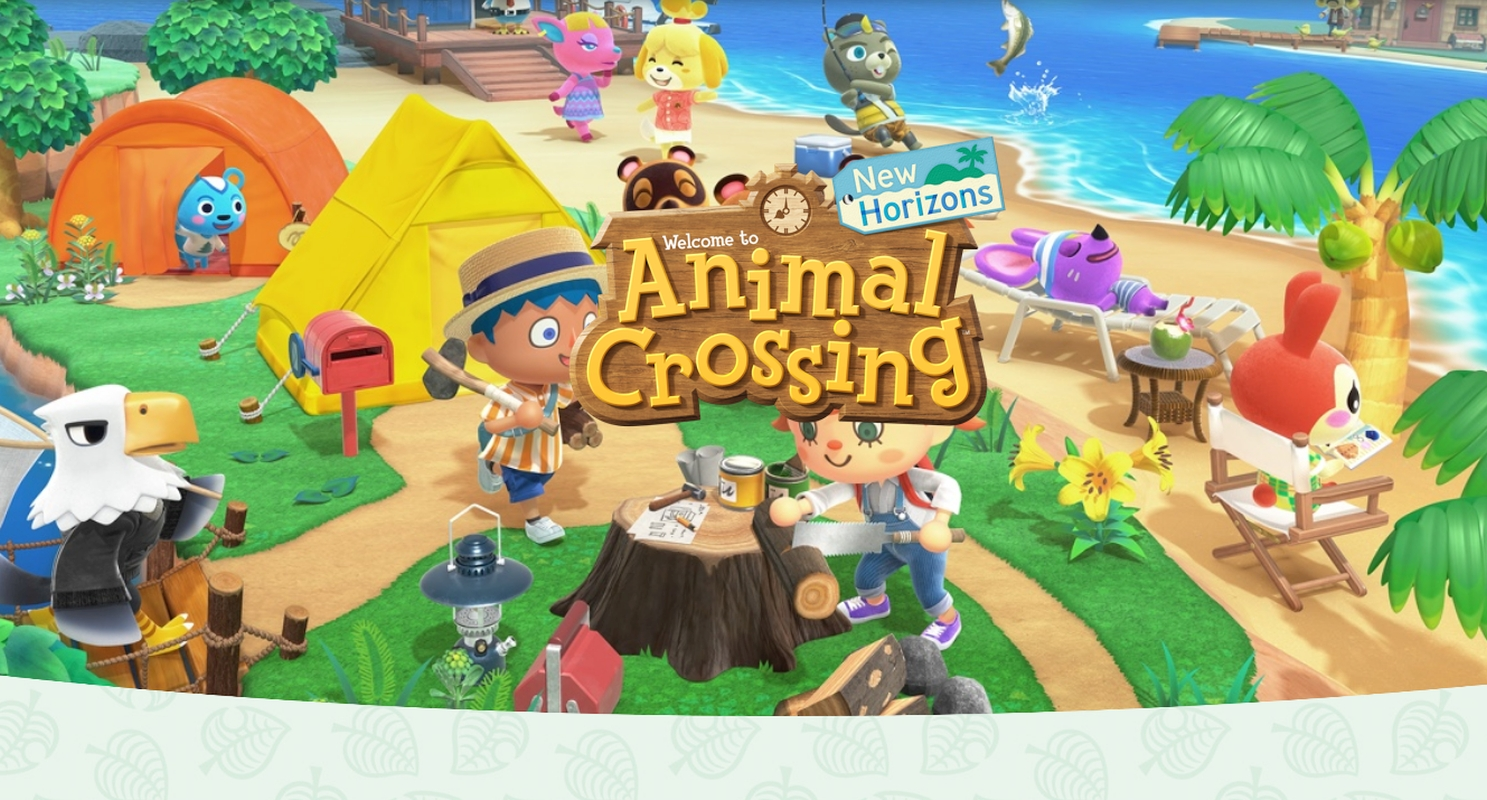 It's Here! Nintendo's Animal Crossing: New Horizons Is Officially Released!