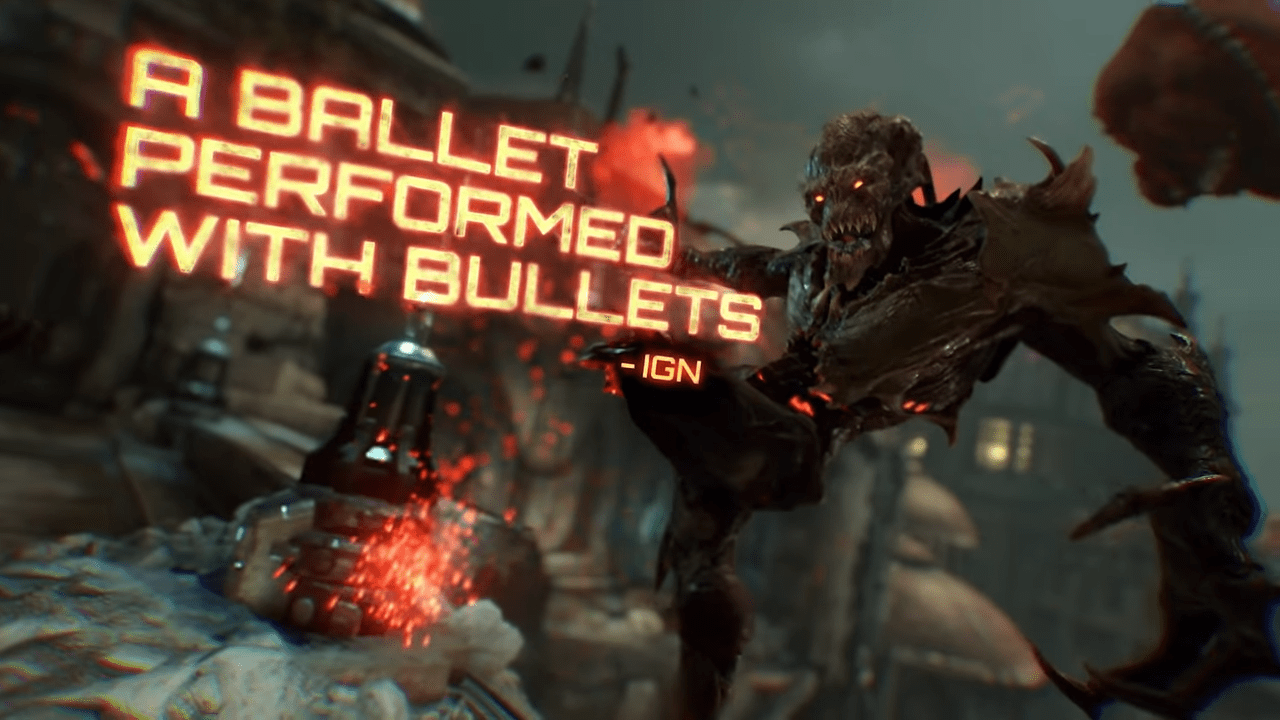 DOOM Eternal Will Be Released By GameStop Today To Help Avoid Crowds For Animal Crossing
