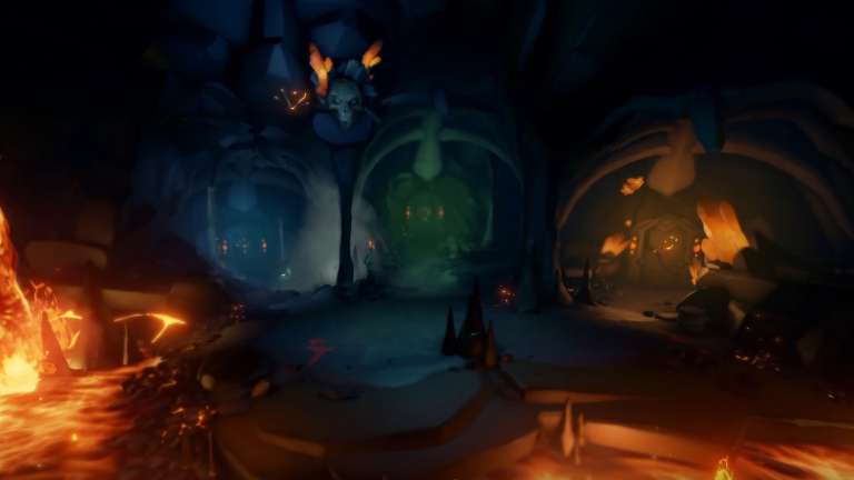 Sea Of Thieves' Heart Of Fire Update Is Now Being Pushed Back Because Of A Lingering Bug