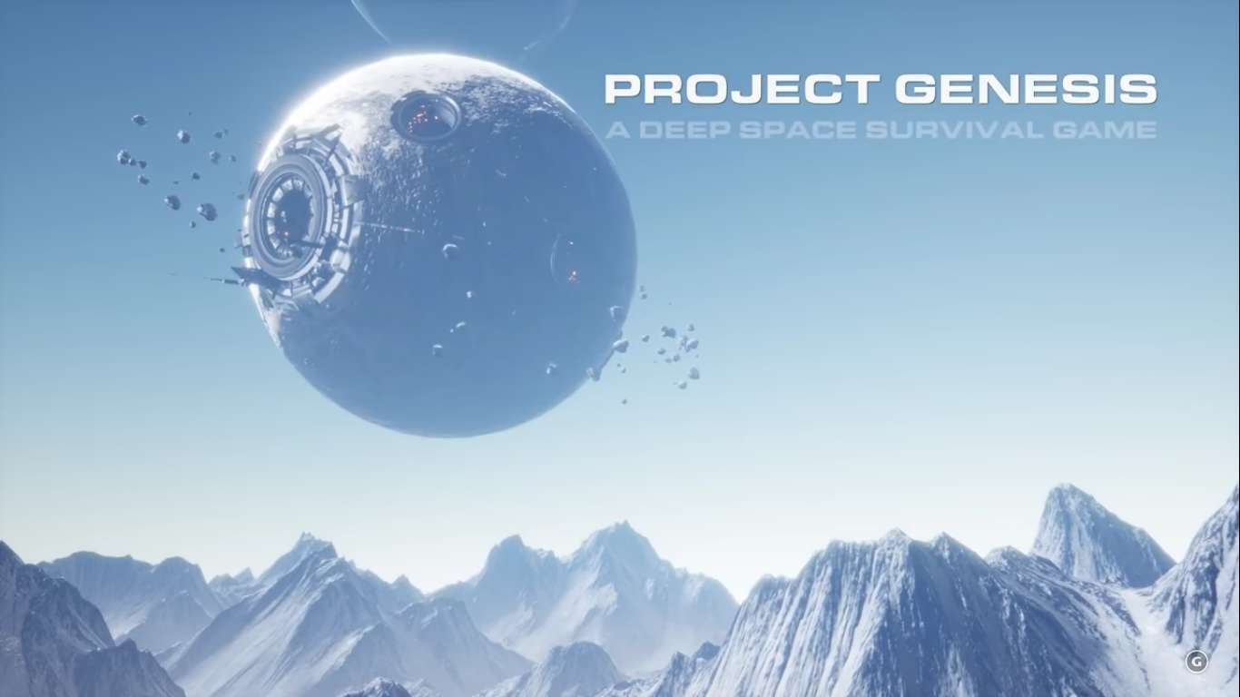 Project Genesis Is On Schedule To Reach Steam This April, An Interesting Combination Between Space Shooter And Starship Combat
