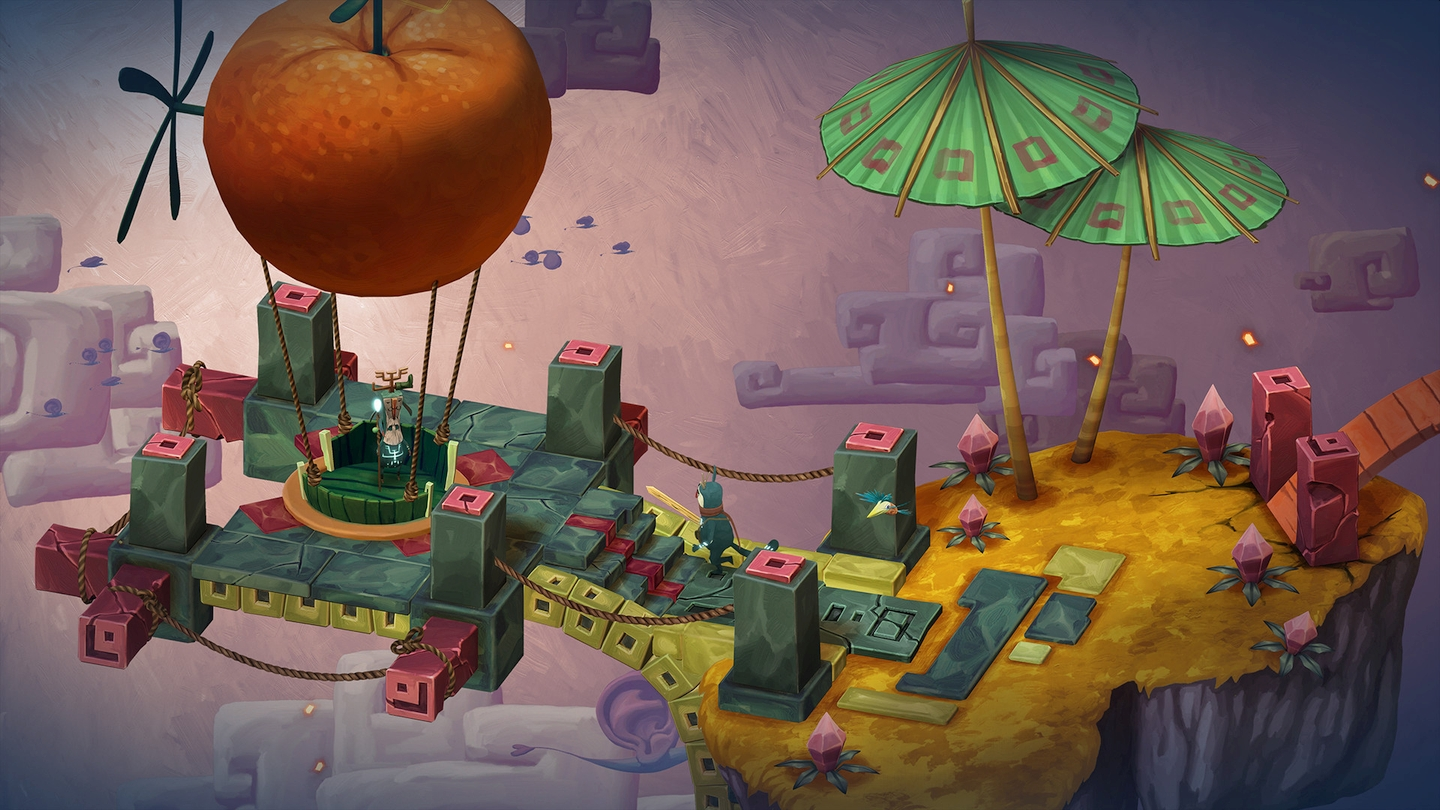 Bedtime Digital Games Releases Figment: Creed Valley Teaser Trailer