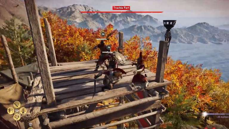 Assassin's Creed Odyssey Is Having A Free Play Weekend From March 19-22