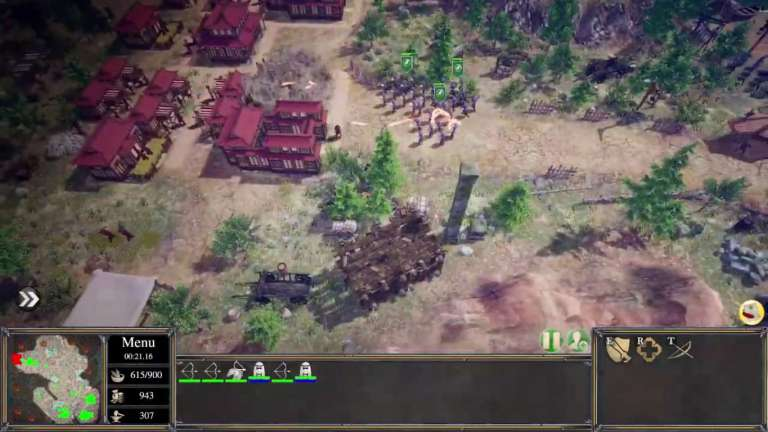 Taste of Power Has Received Some Major Updates, A Real-Time Strategy Game That Makes You Feel The Power Found In War