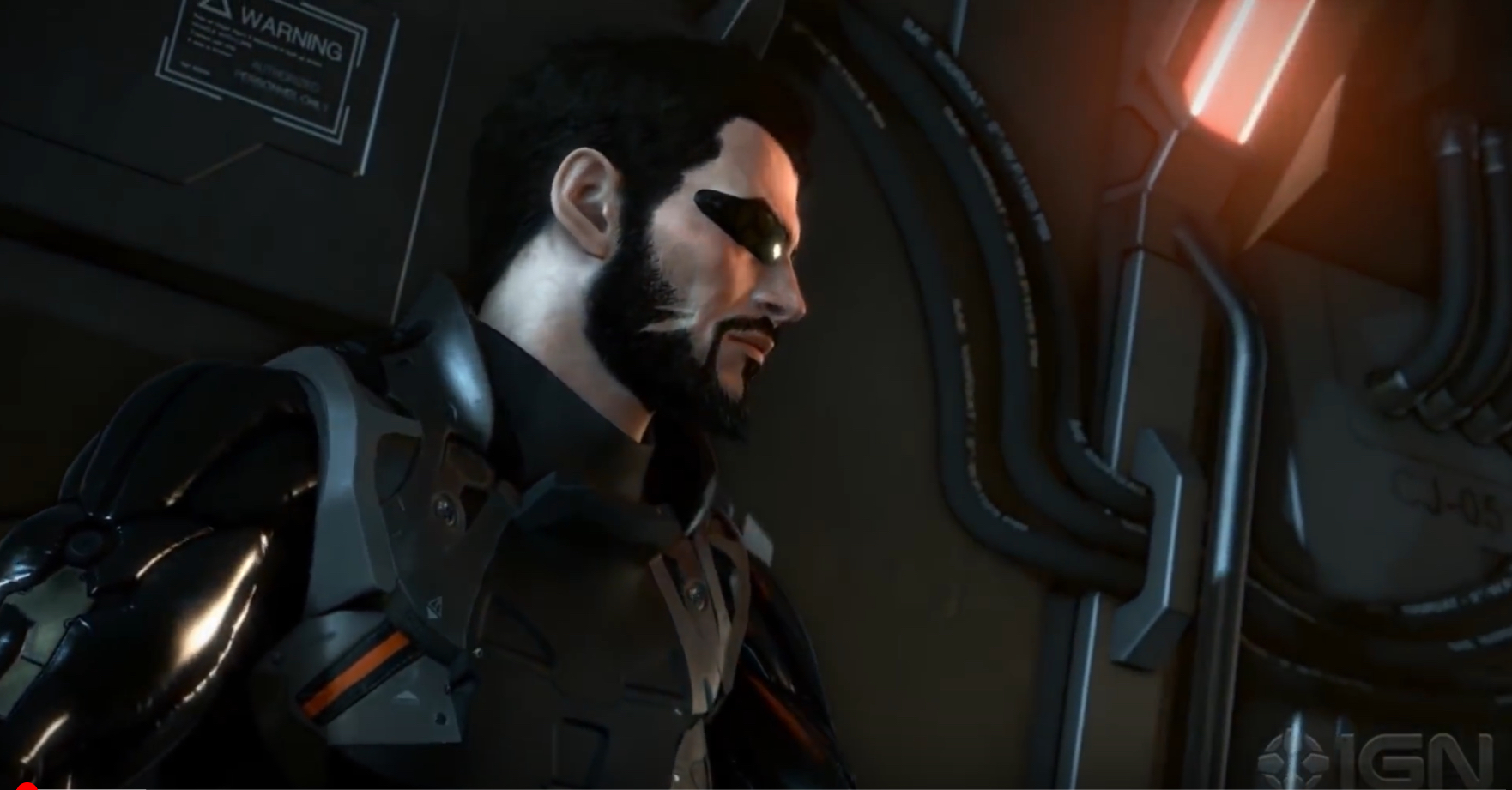 Deus Ex: Mankind Divided Is Departing From Xbox Game Pass In A Couple Of Weeks