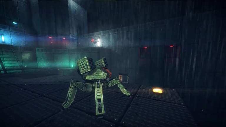 The Retro-Shooter Core Decay Just Received An Announcement Trailer