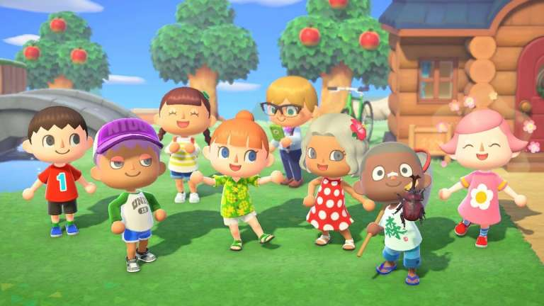 Is Animal Crossing: New Horizon's Museum Getting An Art Wing Or Is This NPC Just Out Of Their Mind?
