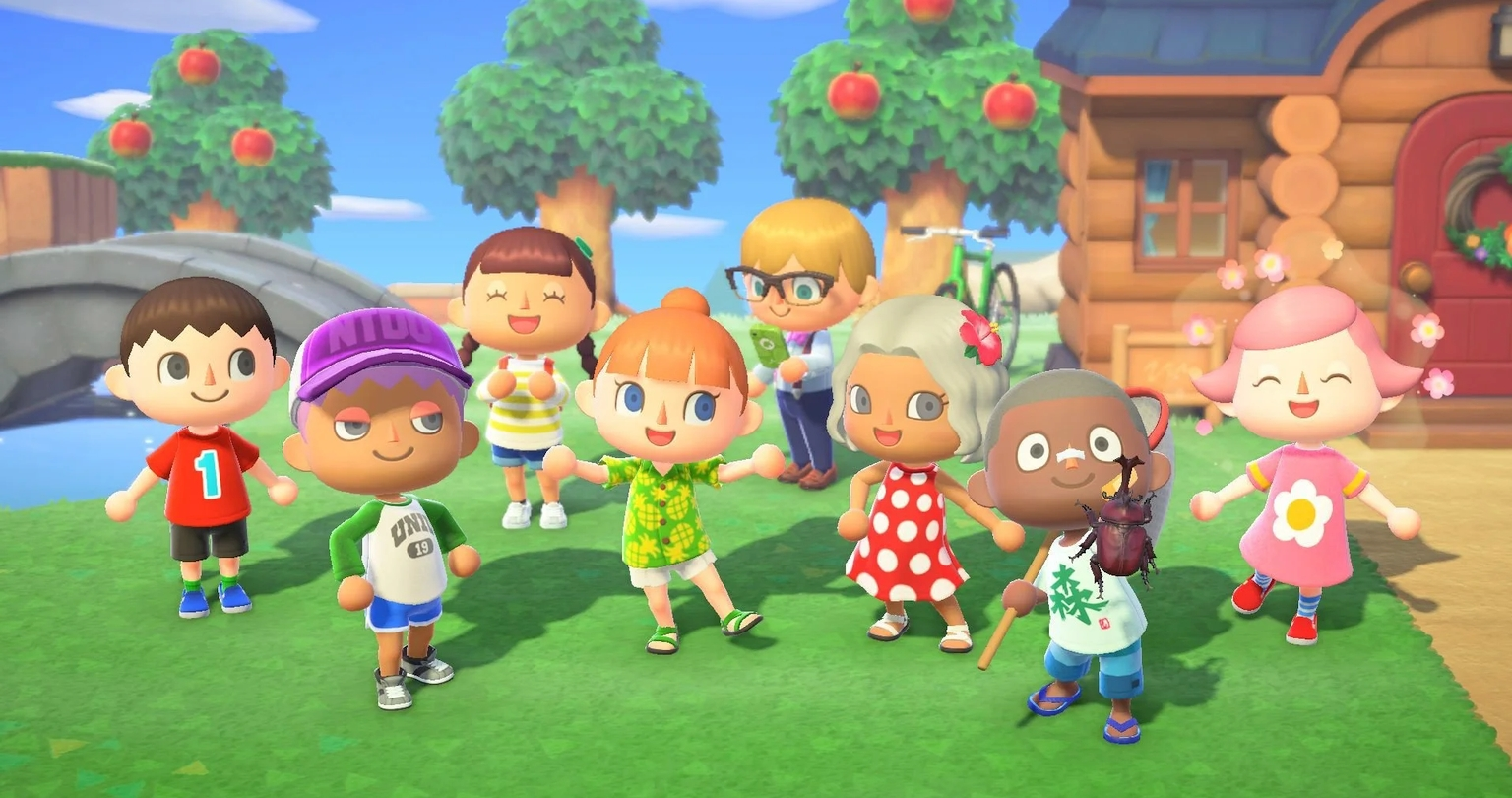 Some Islands Inside Of Animal Crossing: New Horizons Are Filled Up With Too Many Boxes And Crates Everywhere