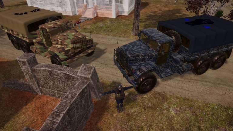 Upcoming Isometric Warfare Title Operation: Valor Is Actively Seeking Alpha Testers