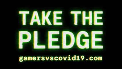 Gamers Vs. COVID-19 Has Already Secured More Than 20,000 Pledges
