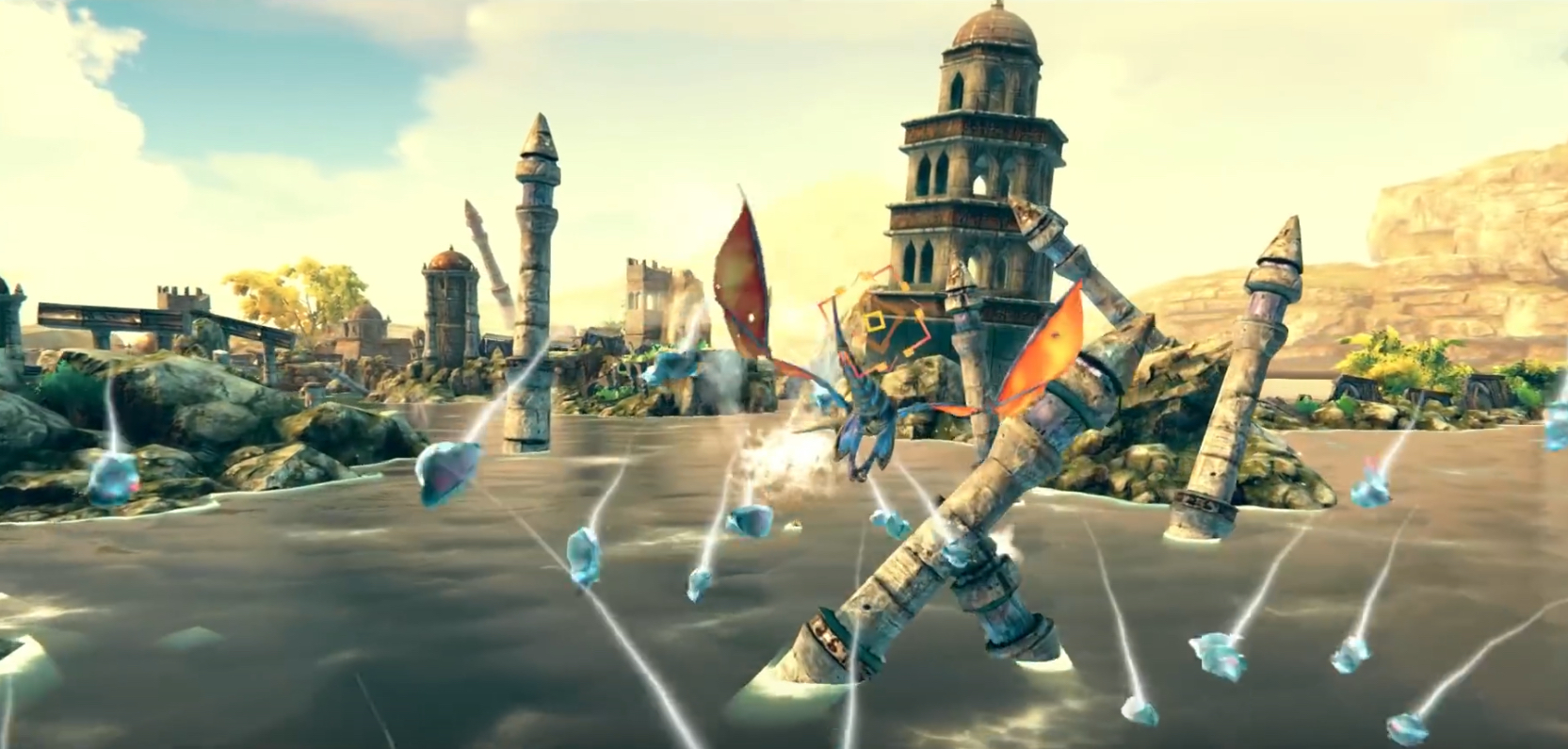 The Next Panzer Dragoon Game Will Be A VR Shooter Called Panzer Dragoon Voyage Record