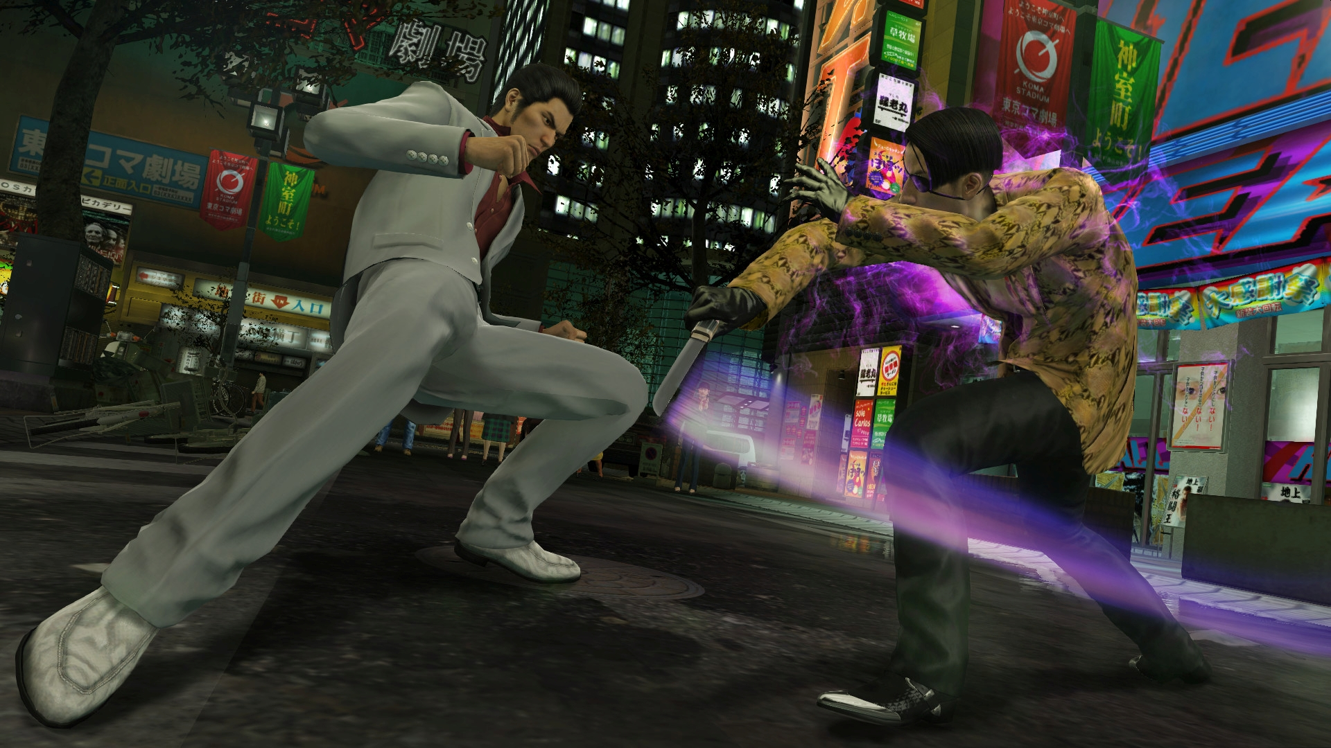 Yakuza 0 and Yakuza Kiwami Owners Will Receive Free Deluxe Edition Upgrade