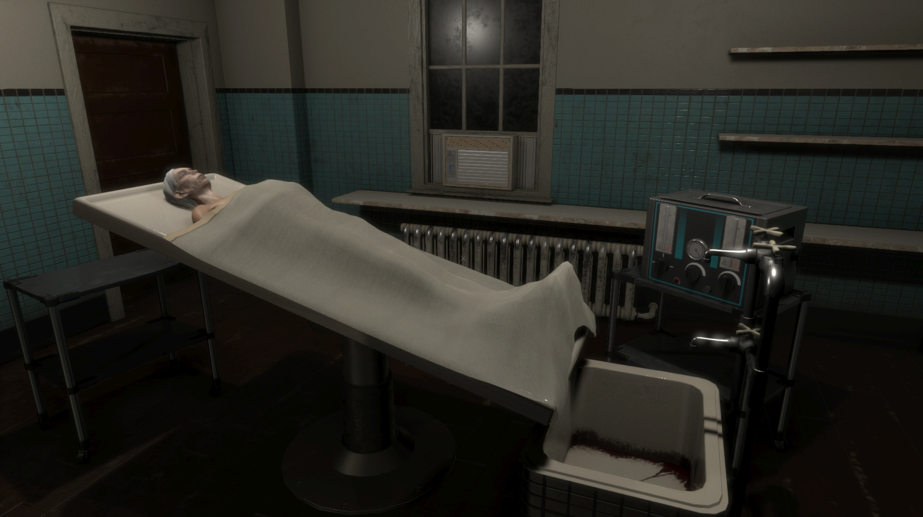 DarkStone Digital Releases Prototype For Its Grim Game The Mortuary Assistant