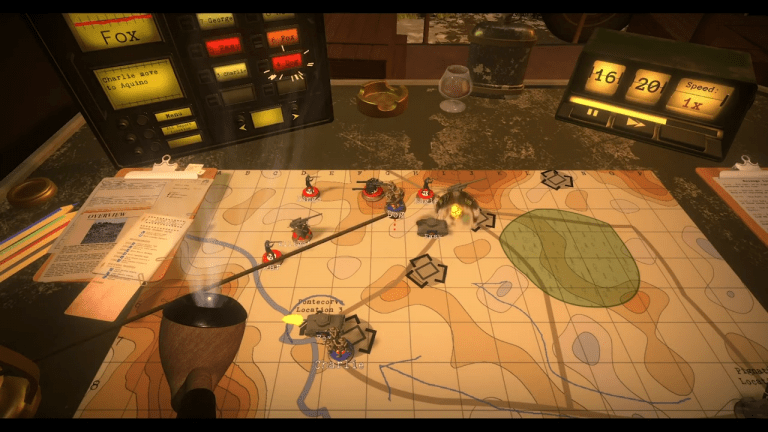 Unique Real Time Strategy Game Radio General Prepares To Launch On Steam Soon