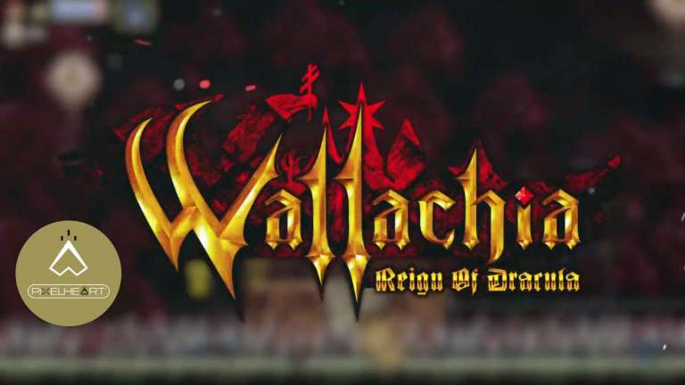 Wallachia: Reign of Dracula Is Now Available On PC, Unique Twist Of The Castlevania World With Contra Mechanics