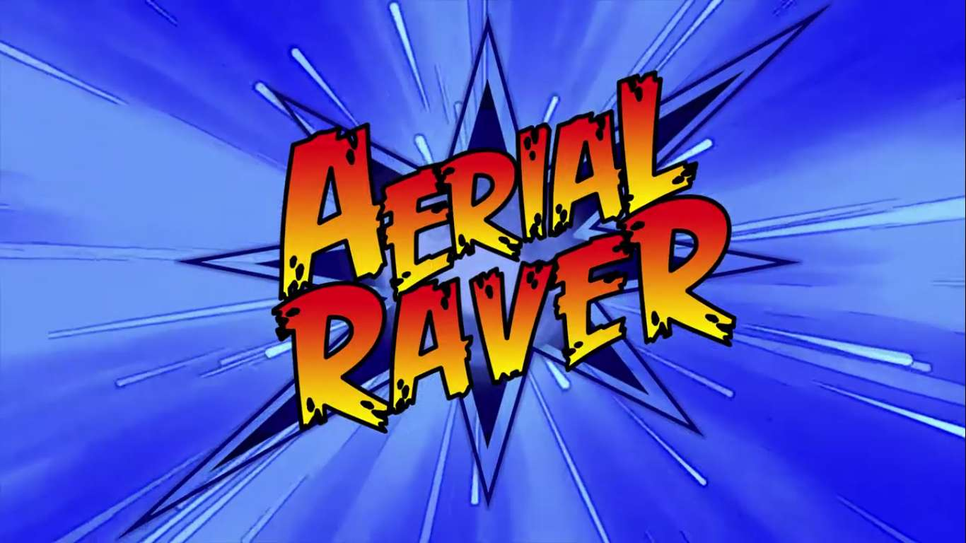 Aerial Raver Has Released On Steam Early Access, Players Can Enjoy This New Air Combo Fighting Game
