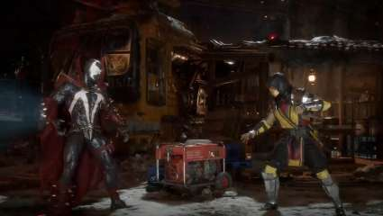 The New DLC Character Spawn In Mortal Kombat 11 Looks Immaculate Based On Recent Gameplay Footage