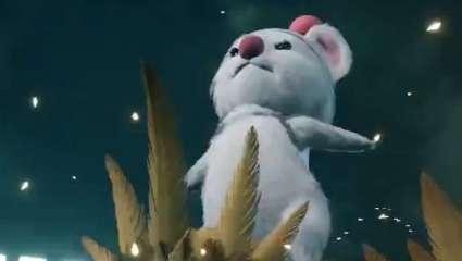 Final Fantasy VII's Classic ChocoMog Summon Spell Makes A Comeback In Final Fantasy VII Remake