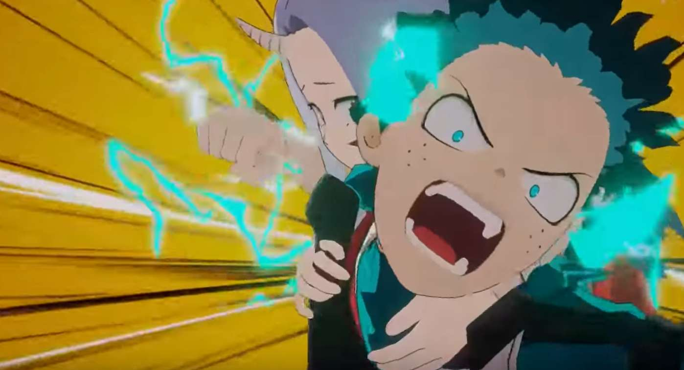 My Hero One's Justice 2's Launch Trailer Highlights Key Scenes From The Show And Reminds Everyone What It Means To Be A Hero