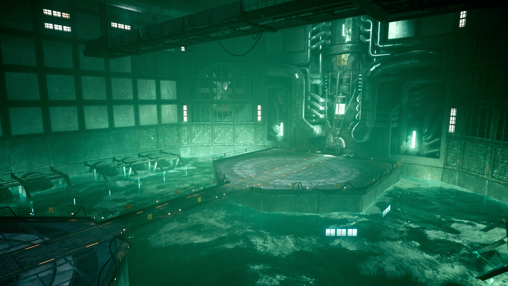 Final Fantasy VII Remake Locations Will Allow Players To Reach Previously Inaccessible Areas From The Original
