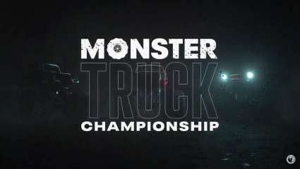 Rev Up Those Engines As Monster Truck Championship Brings A New Brutal Simulation Game To Xbox One, PlayStation 4, Nintendo Switch, And PC Later This Year