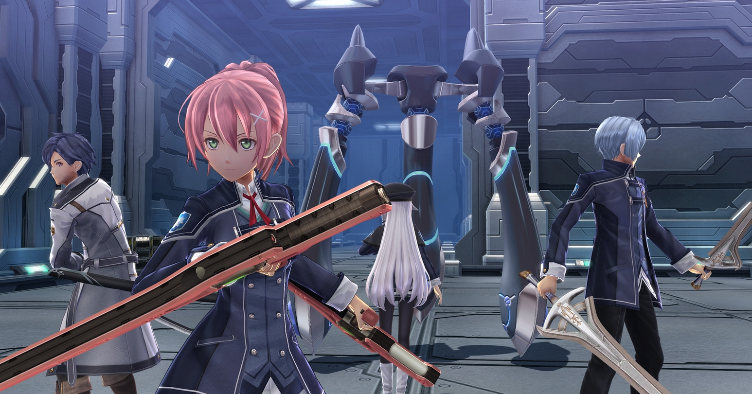 The Legend of Heroes: Trails of Cold Steel III Demo Now Available On Steam