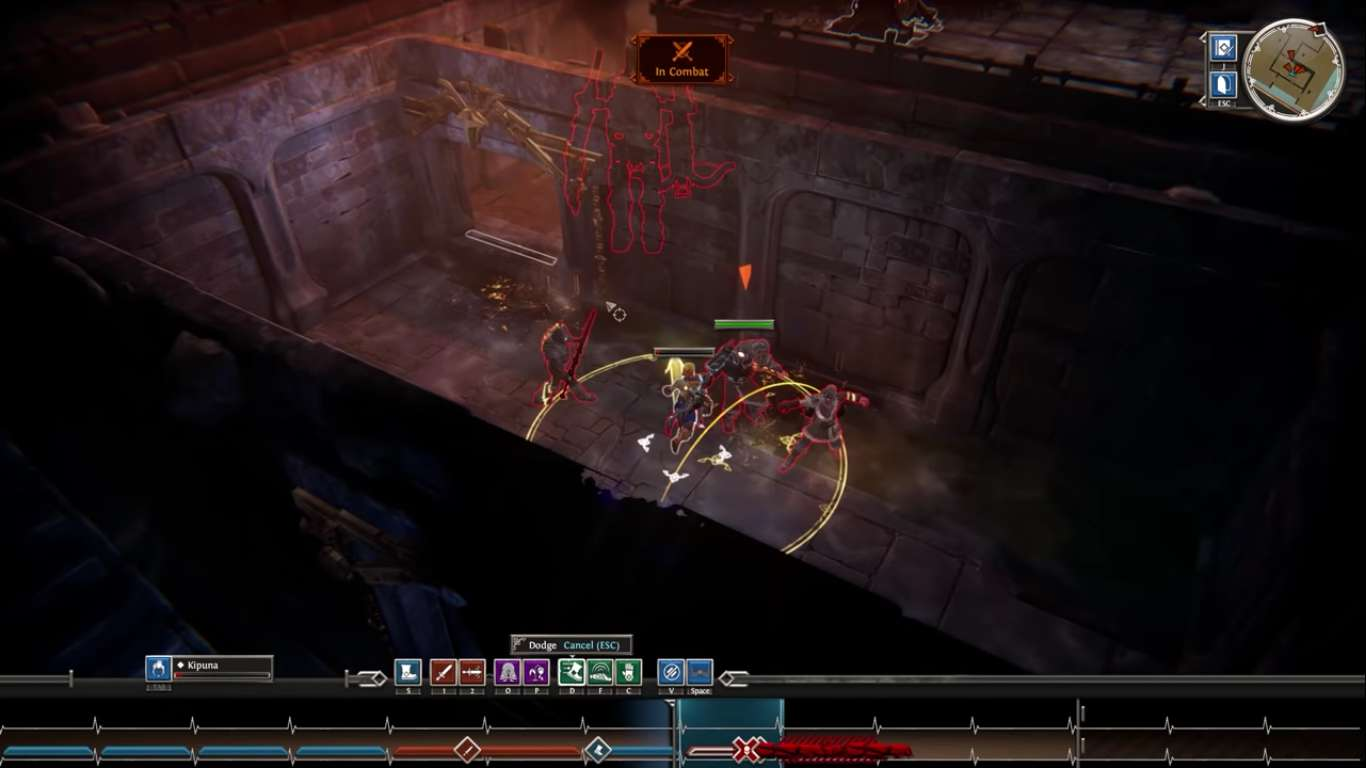 Iron Danger Has Released On PC, A Tactical Combat Game With A Unique Time Manipulation Mechanic