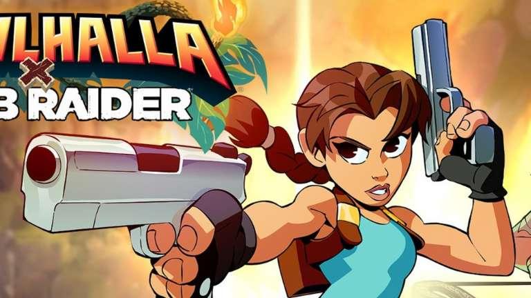 Tomb Raider Epic Crossover Event Adds Lara Croft To Brawlhalla