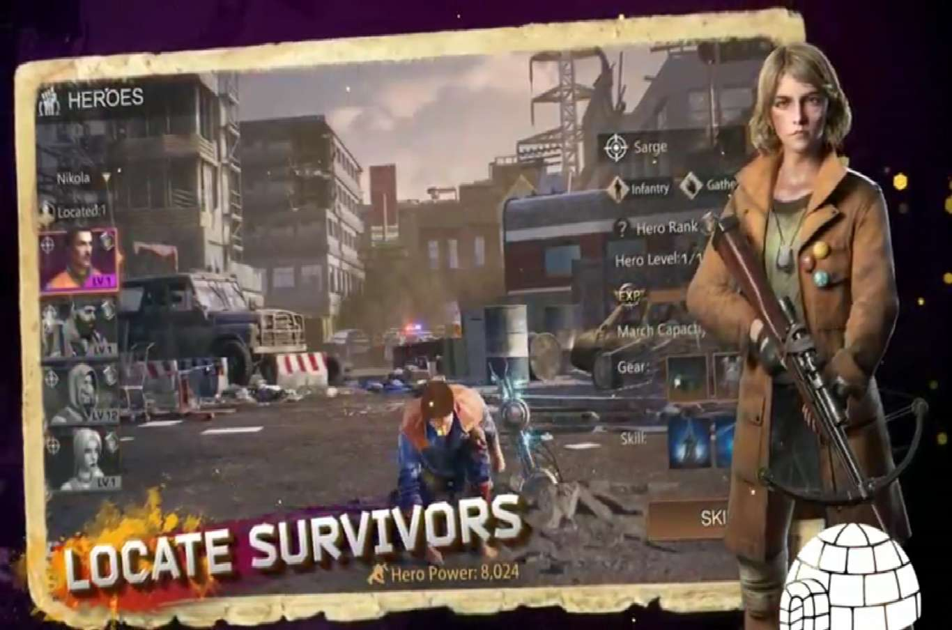 State of Survival Survive The Zombie Apocalypse Updates The Game To Version 1.7.30 And Themed Events And Skins